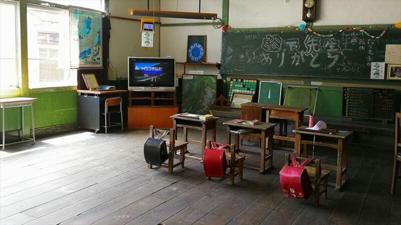 旧木沢小学校2