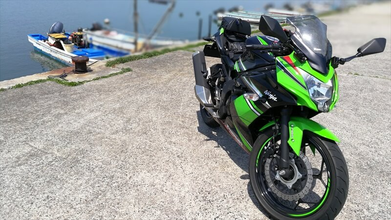 カワサキ Ninja 250SL ABS KRT Edition