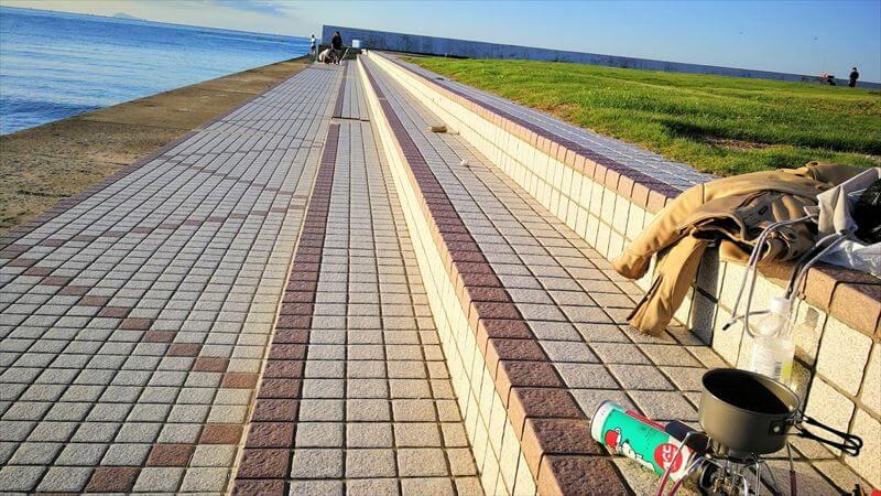 内海海水浴場2