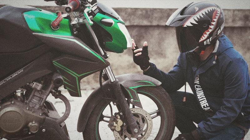 バイクの空気圧の目安は適正値より低めが良いと思ってる? まとめ
