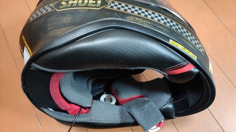 ヘルメット用スピーカーの自作6