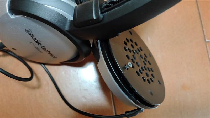 ヘルメット用スピーカーの自作2