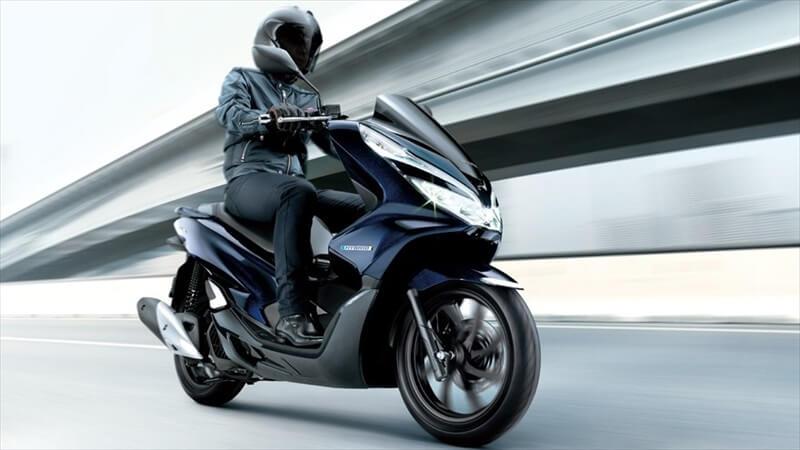 バイクは、軽さ、気軽さが命