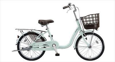乗り降りしやすい自転車