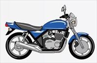 最初のバイク1
