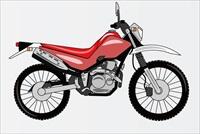 最初のバイク3