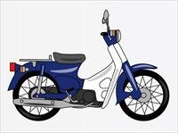 最初のバイク5
