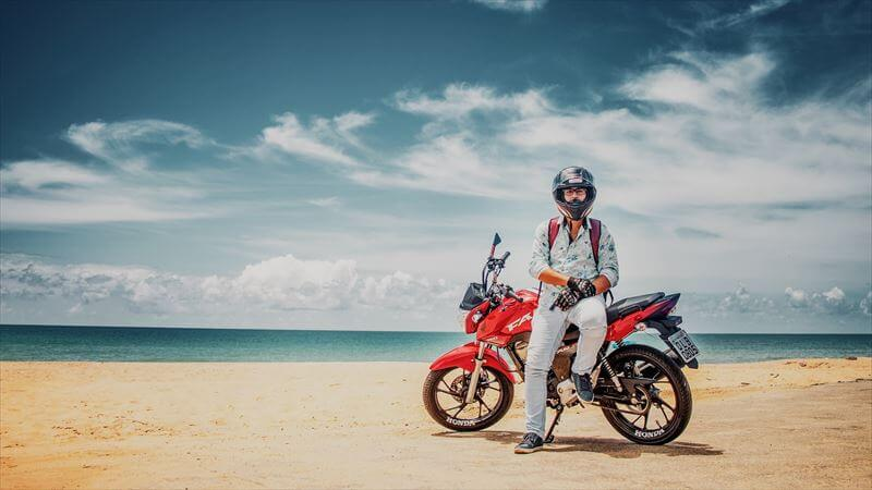 レンタルバイクとの違い