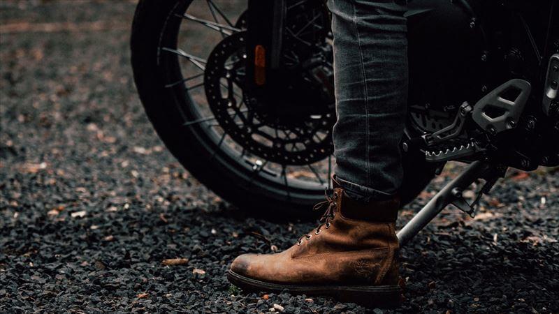 おすすめの革バイクブーツ