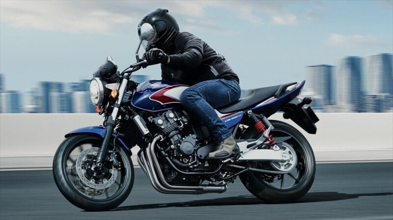 400ccバイク