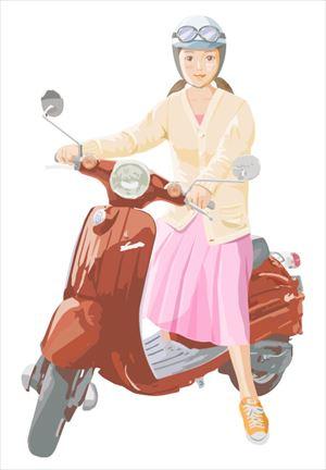 軽いバイク