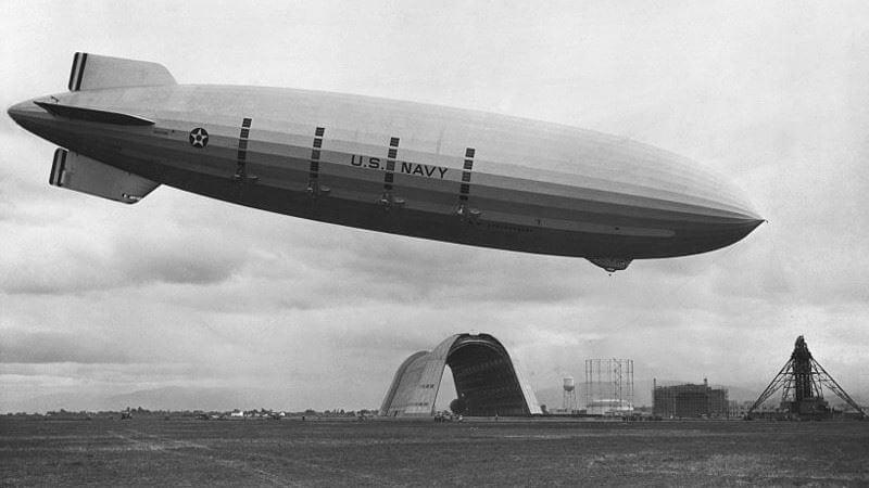 大型飛行船