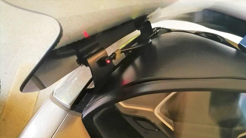PCX純正インジケーターランプ