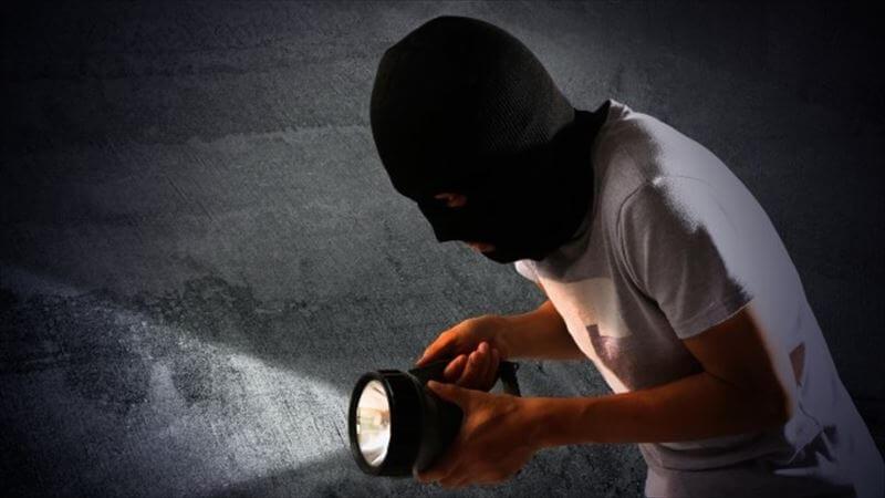 盗難防止には、多重対策が必要