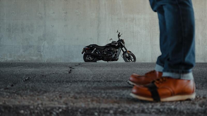 バイクブーツにもインソール