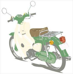 125cc~250ccのバイク