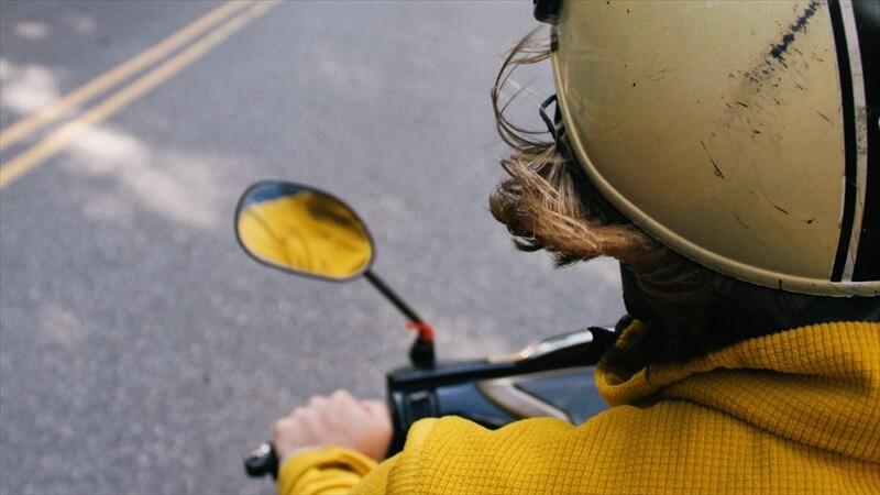 ハーフヘルメット