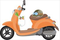 盗難バイクが発見されたとき、所有者がわかる