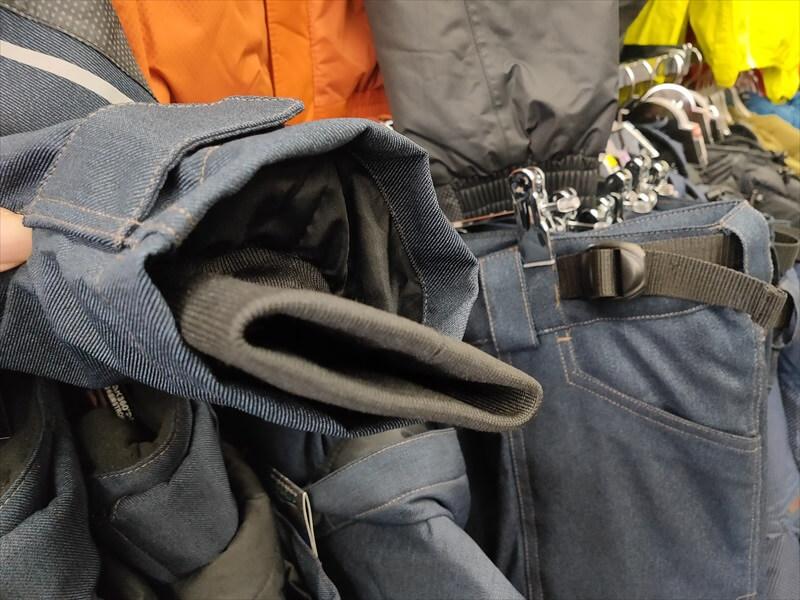 イージス360゜リフレクト透湿防水防寒STRONG 2重袖