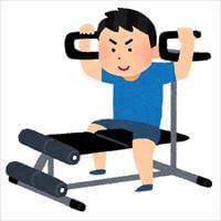筋力UP、脂肪DOWN