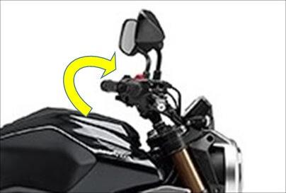 ハンドル位置の調整方法2