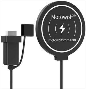 Motowolf 10W高速充電