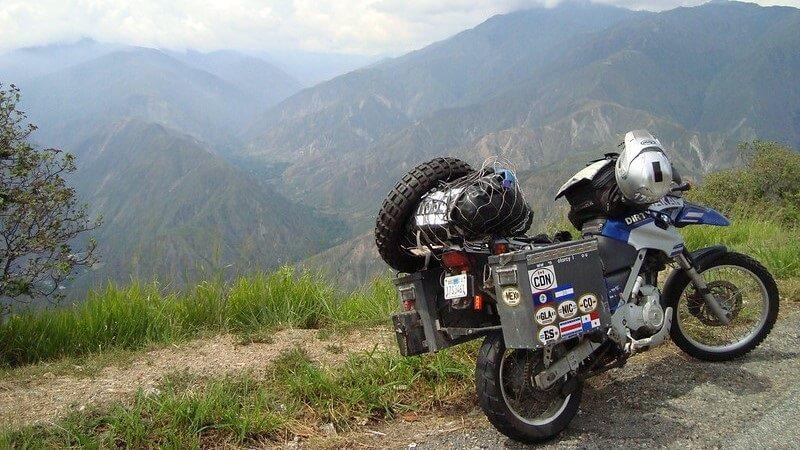 バイクの美しさ
