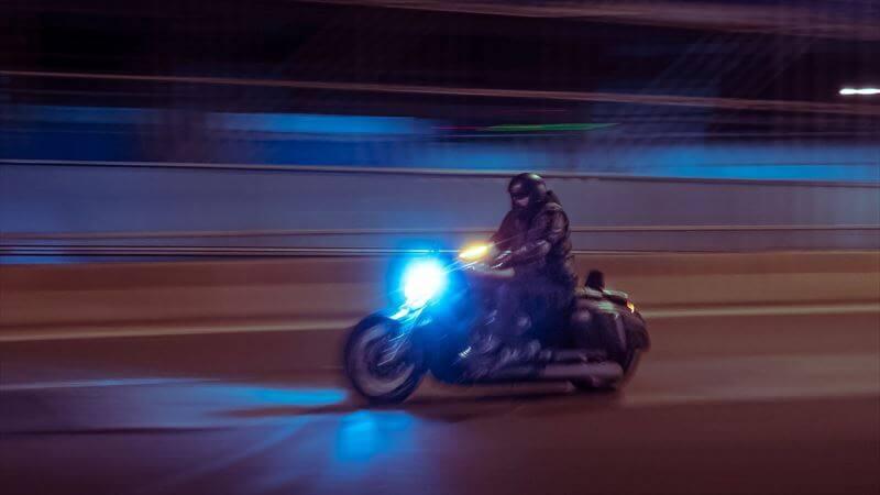 盗難されたバイクは無傷では戻らない