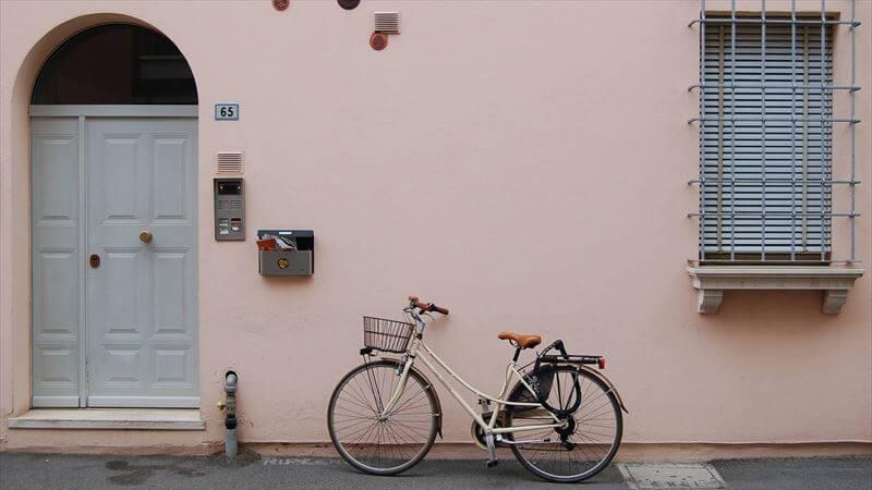 自転車扱いのメリット