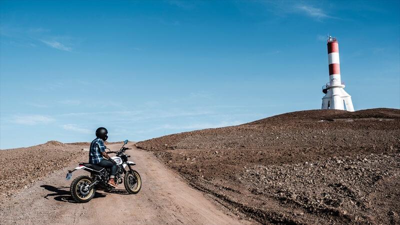 バイク上達の近道