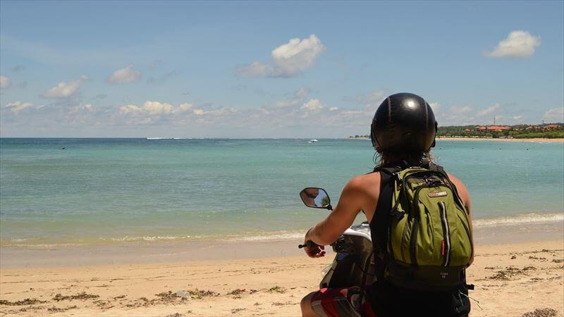 バイクとスクーターのメリット・デメリット