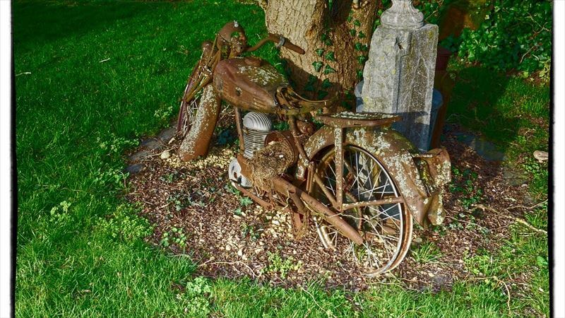 放電がバイクを劣化させる