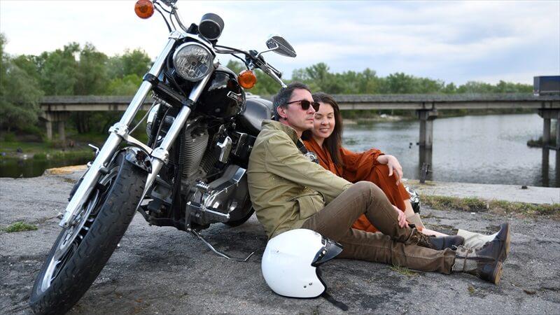 バイク乗りが好かれるには