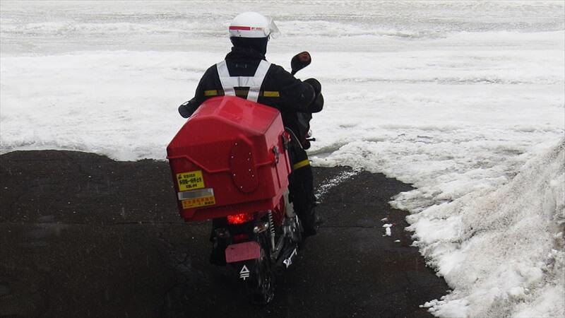 雪道をバイクで走る方法3選