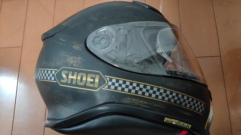 バイク用ヘルメットはZ-7がおすすめ まとめ