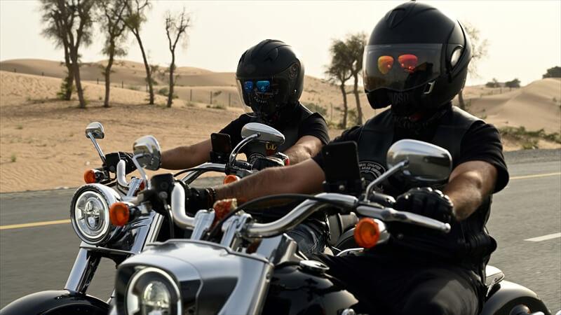 ヘルメット2個持ちのデメリット