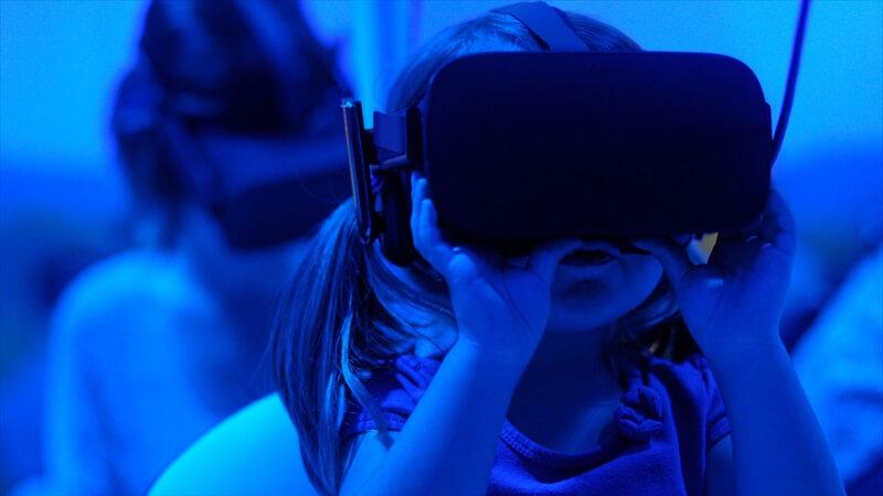 VRの発達の先にあるもの