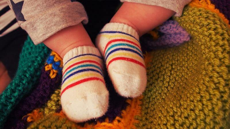 足先を温める方法