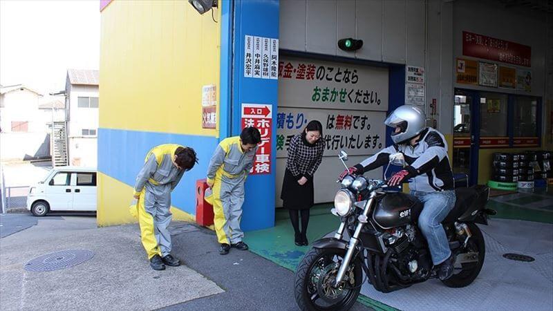 バイク車検費用の最安はホリデー車検 まとめ