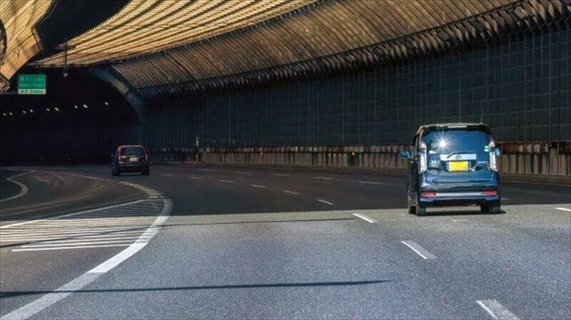 軽自動車で高速道路は、無理なのか