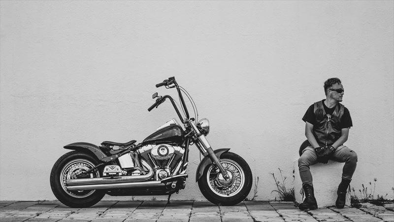 バイク乗りの高齢化