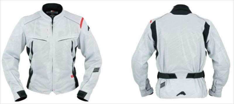 クシタニ K-2370 フルメッシュジャケット