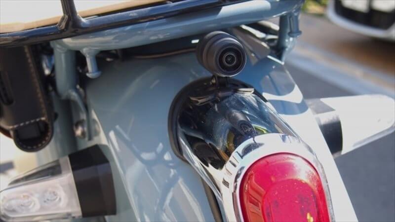 ドライブレコーダーの 一体型/別体型の違い