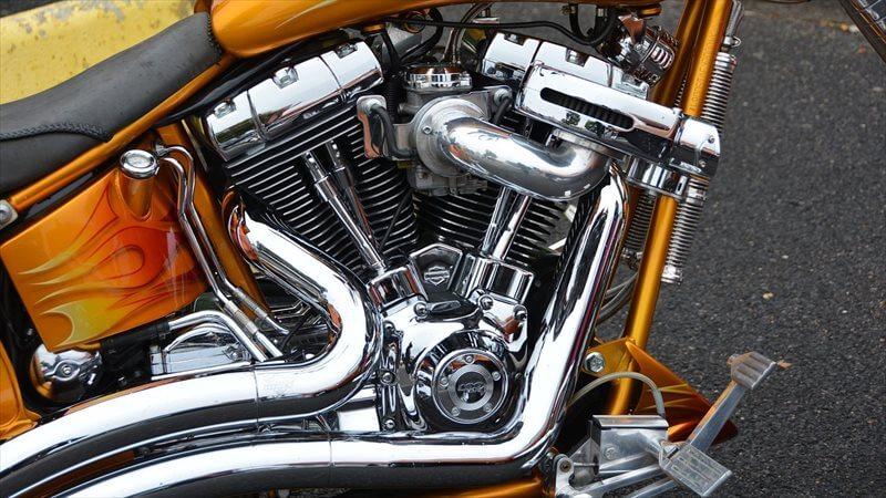 バイクの排気量は拡大傾向