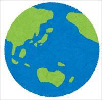 Google earthでシミュレーション