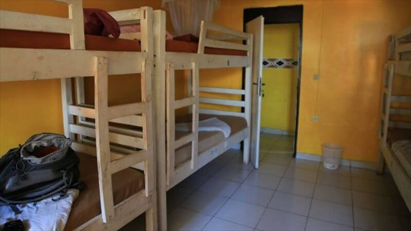 個室のホテル、旅館以外