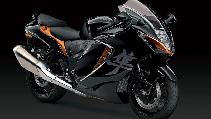 最新最速バイク