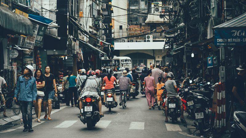 アジアで作ったバイクは精度が悪い