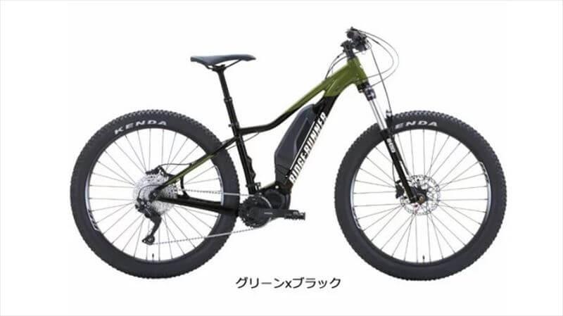 ミヤタ RIDGE-RUNNER 6180