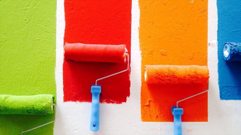 塗装で表面保護